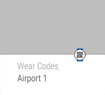 Wear Boarding for Android Wear- screenshot