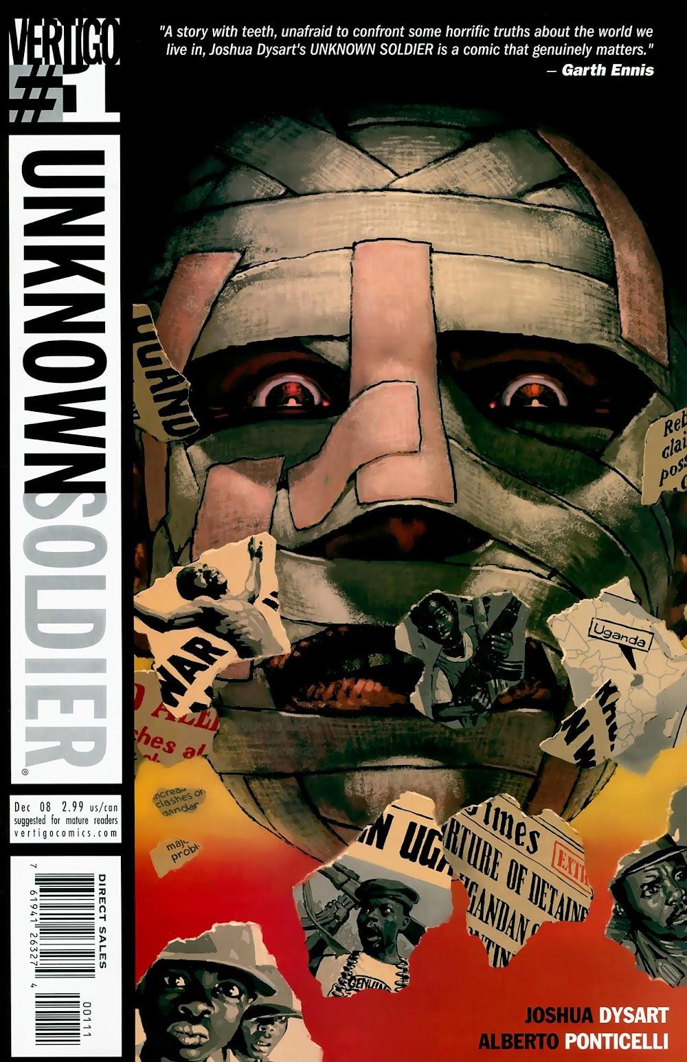 Unknown Soldier (2008) - complete