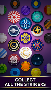 Carrom Pool Mod Apk Latest 5.2.2 [Unlimited Coins + Gems] 5