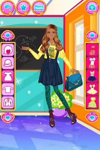 High School Dress Up For Girls 1.0.6 screenshots 6