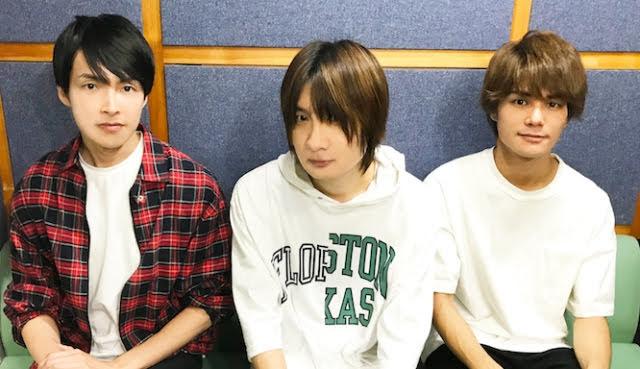 【写真】田丸篤志さん、前野智昭さん、八代拓さん