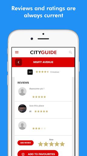 CityGuide Gibraltar screenshot 5