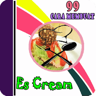 Buku Cara Membuat Es Cream - náhled