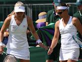 Kirsten Flipkens en Johanna Larsson al in tweede ronde uitgeschakeld