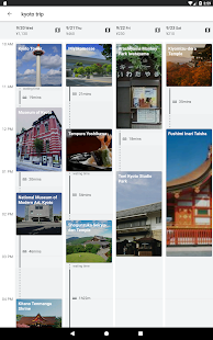 NAVITIME Travel - Itinerary Planner for Japan Trip- screenshot thumbnail