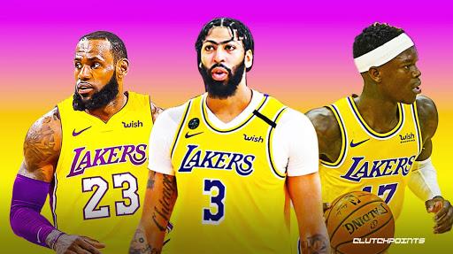 Lakers' Anthony Davis on COVID-19 vaccine after Dennis Schroder's LeBron James slip