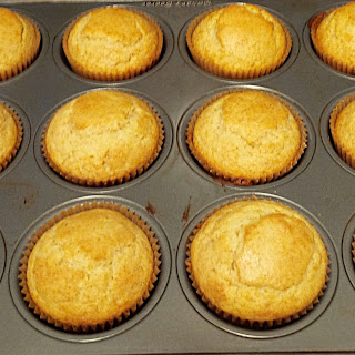 Busy Morning Corn Muffins