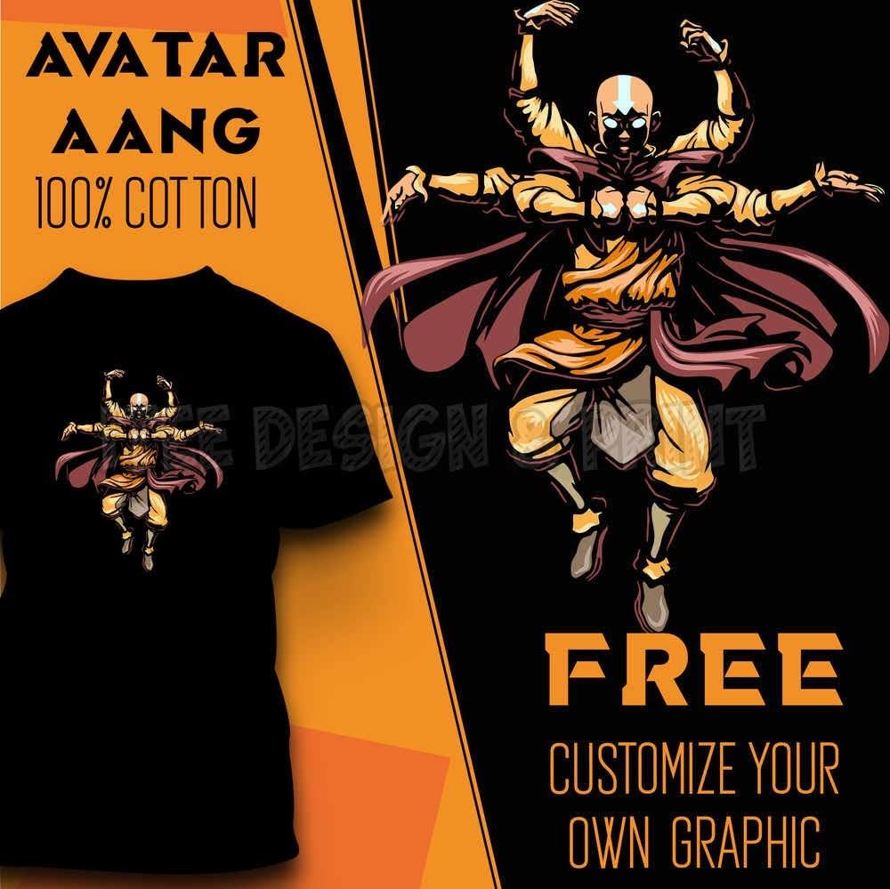 Avatar Aang 6
