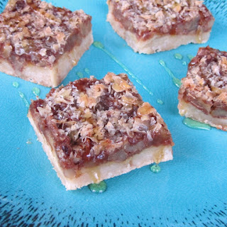 PUMPKIN BAKLAVA BARS