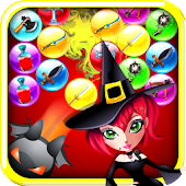 Witch Hunt Bubble Shooter