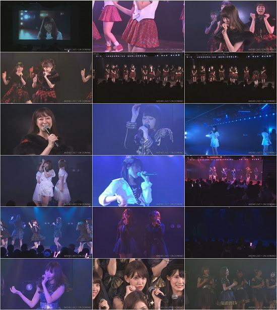 (LIVE)(公演) AKB48 小嶋陽菜 「好感度爆上げ」初日公演 161121