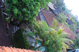 Photo: Dewa dall'alto con piscina