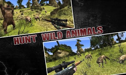 Animal-Hunter-Wild-Jungle 4