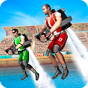 Jetpack  Water Speed Race 4.0