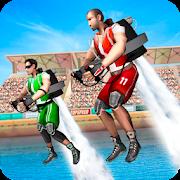 Jetpack Water Speed Race