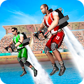 Jetpack Water Speed Race APK