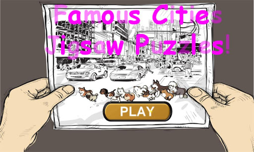 Famous Cities Jigsaw Puzzles 3
