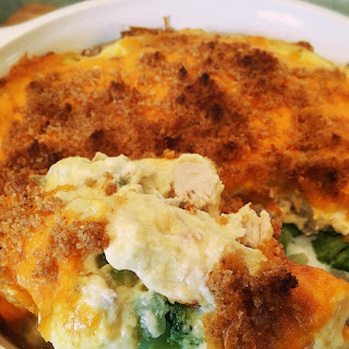 Broccoli Cheese Casserole With Mayonnaise Recipes