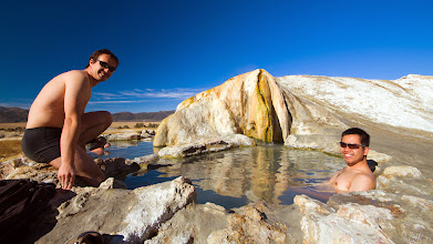 Photo: Travertine Hot Springs