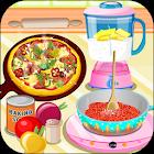Pizza Delicia, Juego de Cocina icon