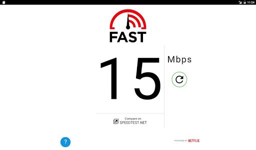 FAST Speed Test APK 1.0.8 screenshots 2