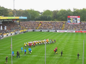 Photo: 21/10/06 v Energie Cottbus (Bund 1) 1-2 - contributed by Leon Gladwell