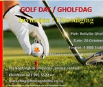 HS Brackenfell Gholfdag / Brackenfell High Golf Day : Bellville Golf Club