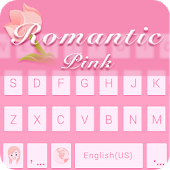 Romantic Pink - Kika Keyboard