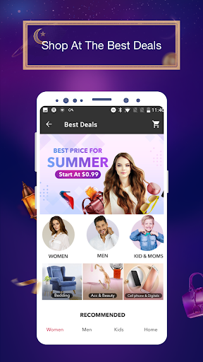 JollyChic-Online Shopping Mall for A New Lifestyle  screenshots 2