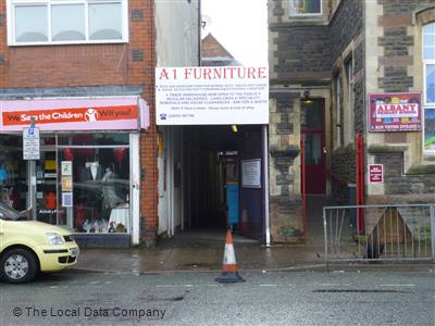 A1 Furniture On Albany Road Furnishers In Plasnewydd Cardiff Cf24 3rr