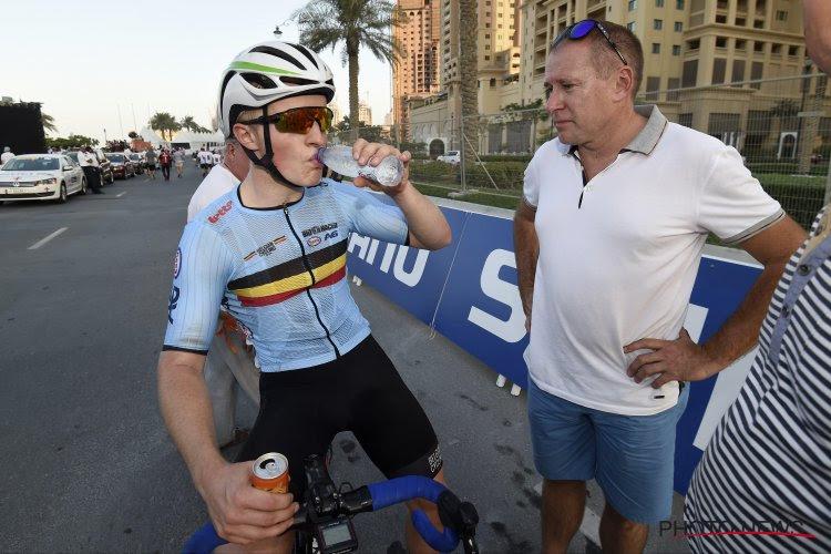 Belgisch sprinttalent houdt Tim Merlier van de zege in Ruddervoorde Koerse