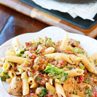Penne Pasta With Bacon Green Onion Recipes
