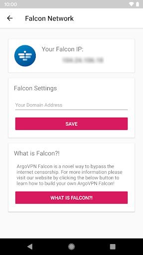Argo VPN screenshot 4