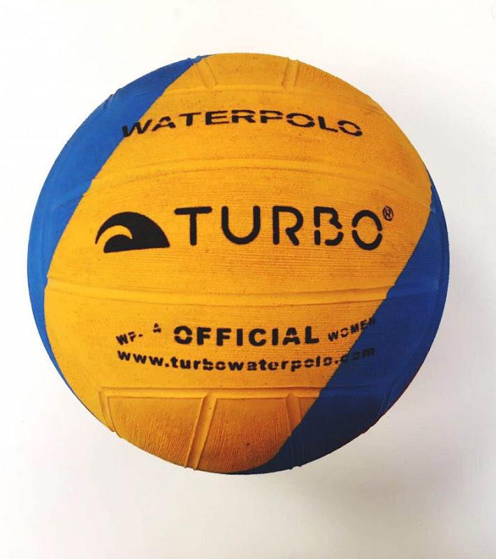 Turbo waterpolo bal WP4 98150