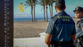 La Guardia Civil logró identificar al autor de los hechos.