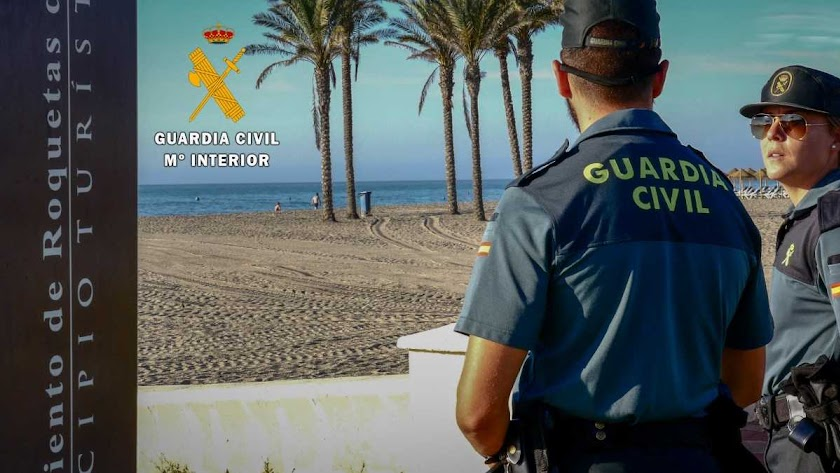 Comete hurtos, robos y lesiones graves con arma blanca en Roquetas