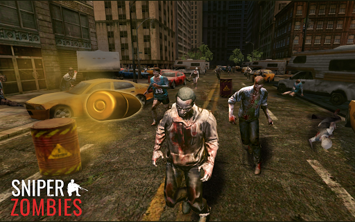 Sniper Zombies: Offline Game modavailable screenshots 11