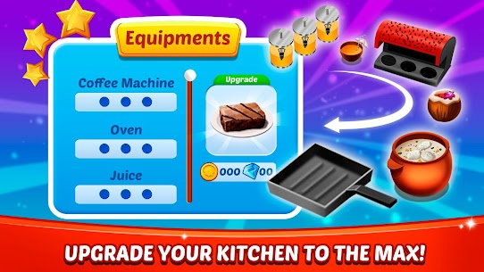Cooking Games – Food Fever & Restaurant Craze 2