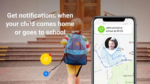 Find My Kids: Child GPS-watch & Cell Phone Tracker 1.9.9 screenshots 4