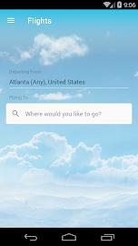 Skyscanner - All Flights Screenshot 1