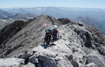 Photo: Las rocas que debemos superar son sólidas y seguras.