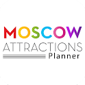 Moscow Attractions Planner icon