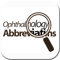 Ophthalmic Abbreviation icon