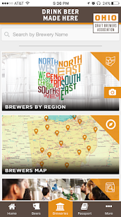 Ohio on Tap- screenshot thumbnail