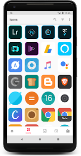 MIUY 10 - Icon Pack Screenshot