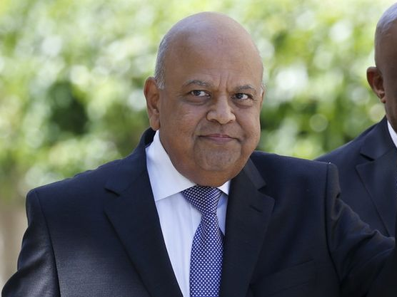 Pravin Gordhan. Picture: MIKE HUTCHINGS