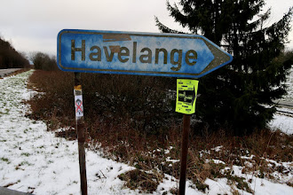 Photo: Village de Havelange près de Harzé et commune d'Aywaille