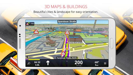 Sygic Taxi Navigation screenshot 4
