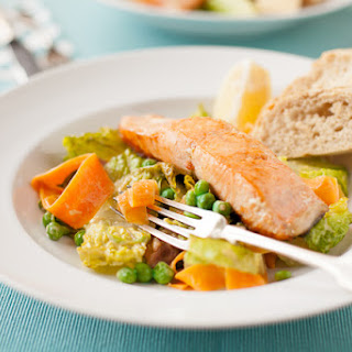 Sea Trout Summer Meal