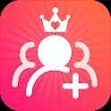 فالور بگیر اینستاگرام رایگان 👑❤️️ icon